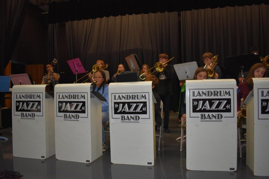 Landrum Band Branching Out for the Holidays!