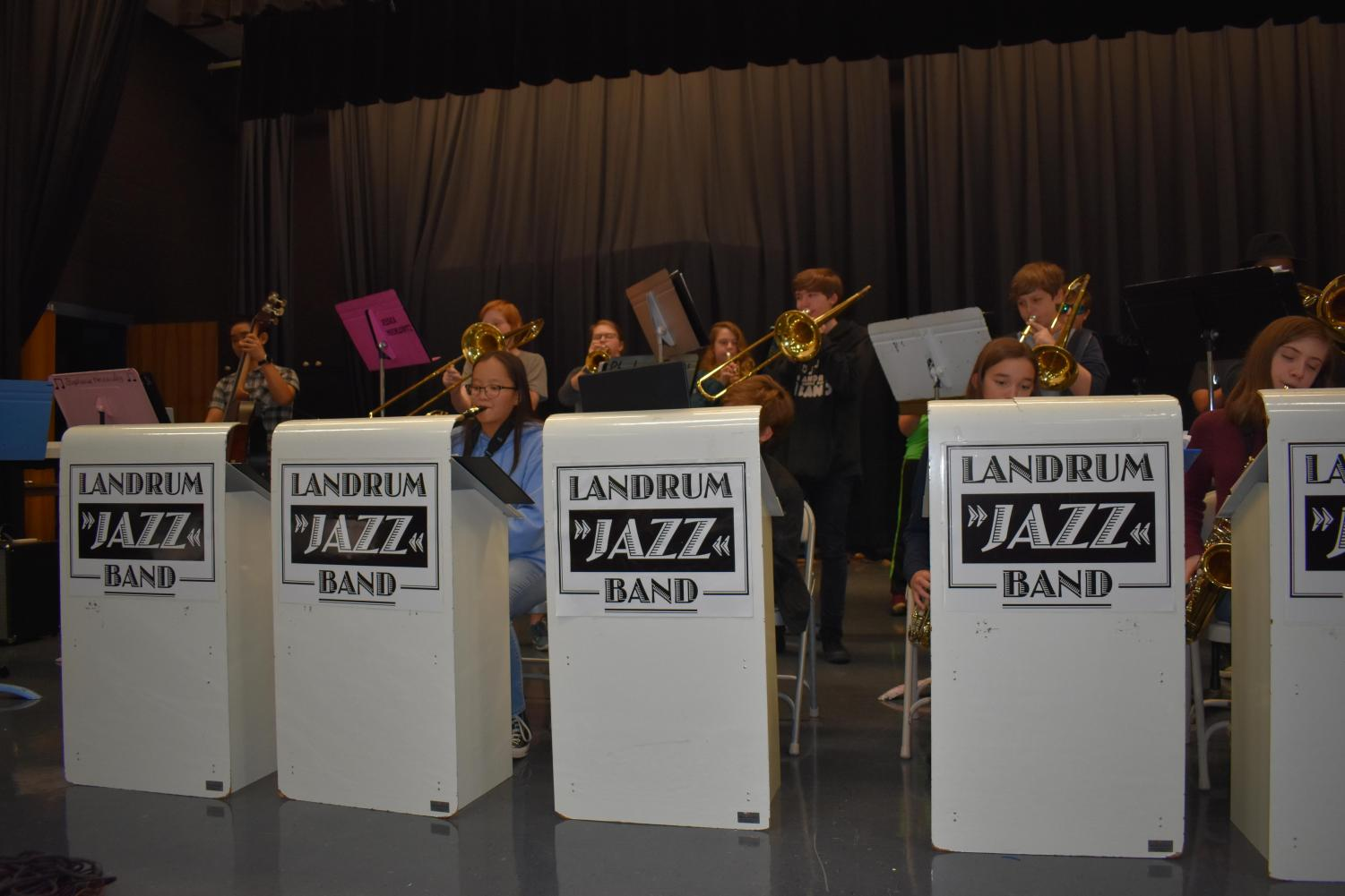 LMS Jazz Band