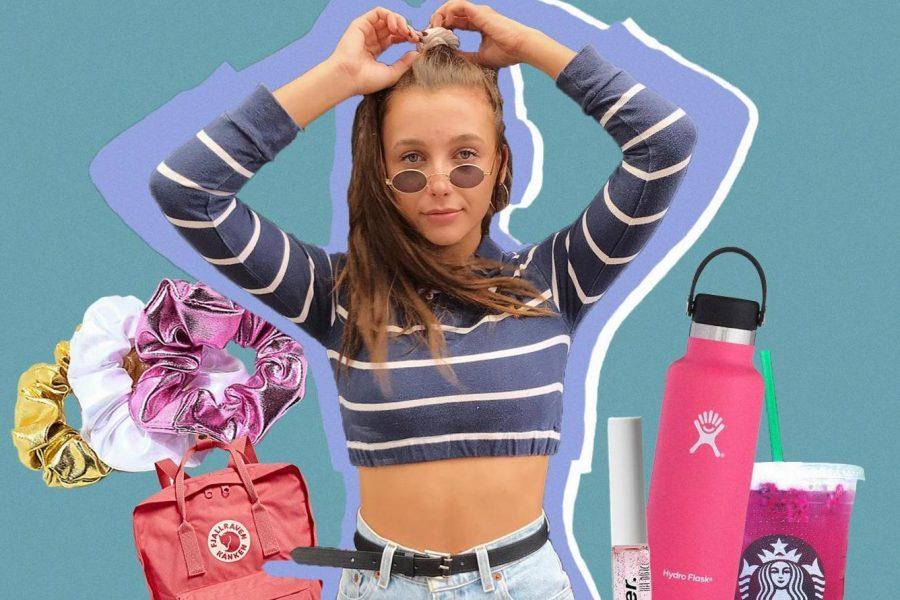 Emma+Chamberlian+popular+VSCO+influencer.
