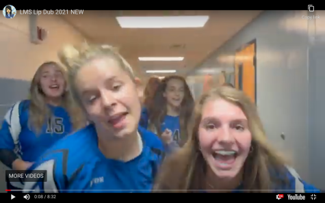 2021 End of Year Lip Dub Video